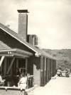 Deze foto is gemaakt op 28 juni 1940 tijdens de opening van de Banjaert