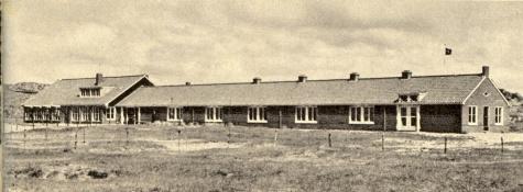 De oude Banjaert omstreeks 1950