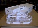 Maart 2005: Maquette van nieuwe Banjaert