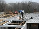 Even wat betonijzer op maat slijpen