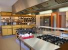 13 Juli: Een professionele keuken, die voldoet aan alle eisen en bijzonder compleet is ingericht