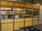 13 Juli: De keuken is klaar om gasten te ontvangen