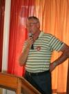 Banjaertvoorzitter Piet Hos dankt alle sprekers voor hun vriendelijke woorden en alle vrijwilligers voor hun tomeloze inzet