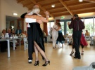 Een mooie demonstratie tangodansen